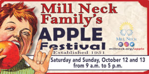 Mill Neck Family's Apple Festival @ Mill Neck Manor